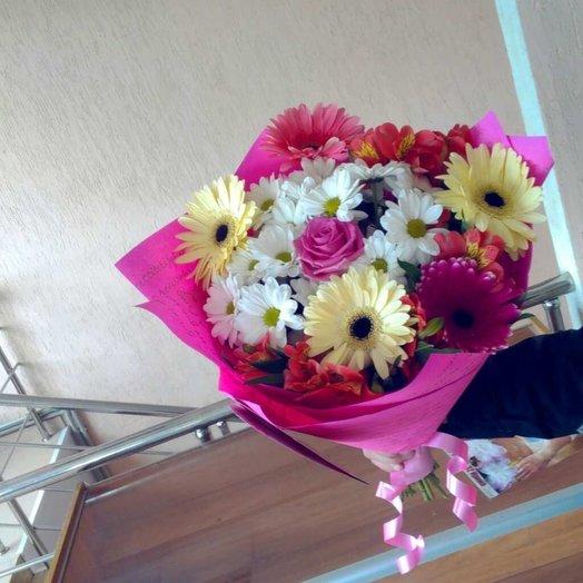 Цветочный мик: букеты цветов на заказ Flowwow