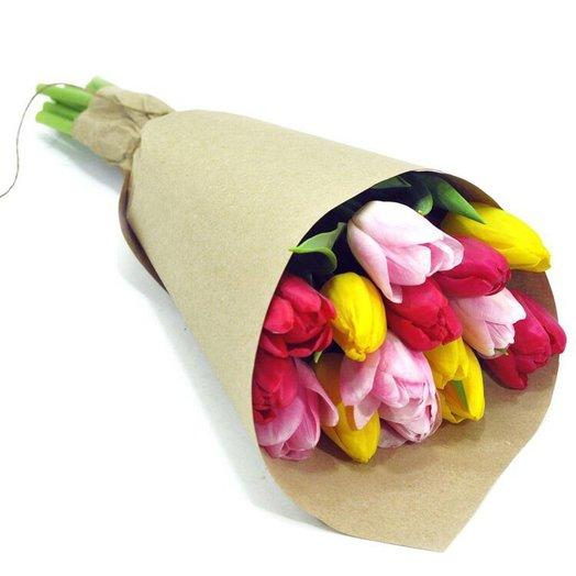 Tulips 15 PCs