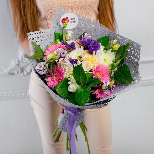 Тёплая встреча : букеты цветов на заказ Flowwow