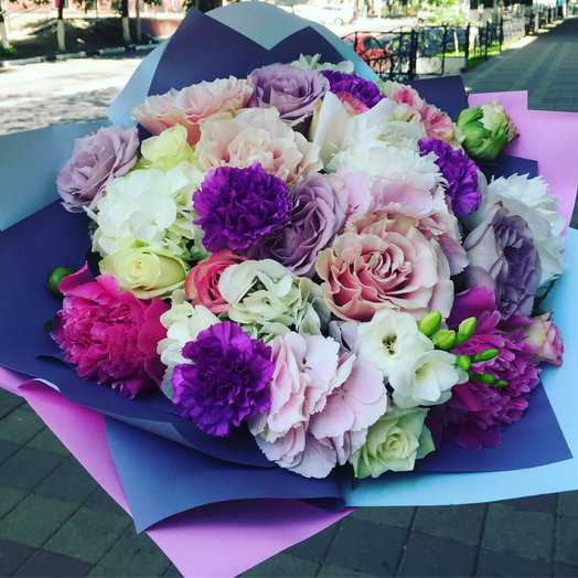 Букет нежности: букеты цветов на заказ Flowwow