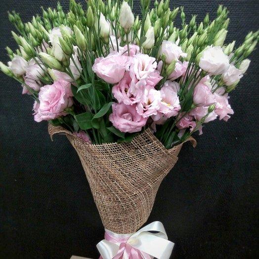 Эустома : букеты цветов на заказ Flowwow