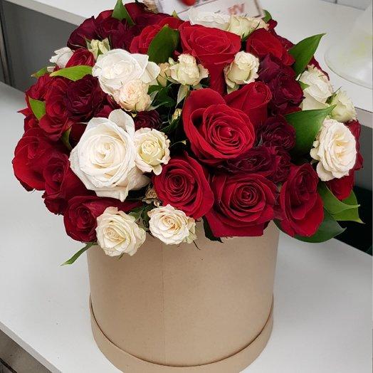 Торжественная: букеты цветов на заказ Flowwow