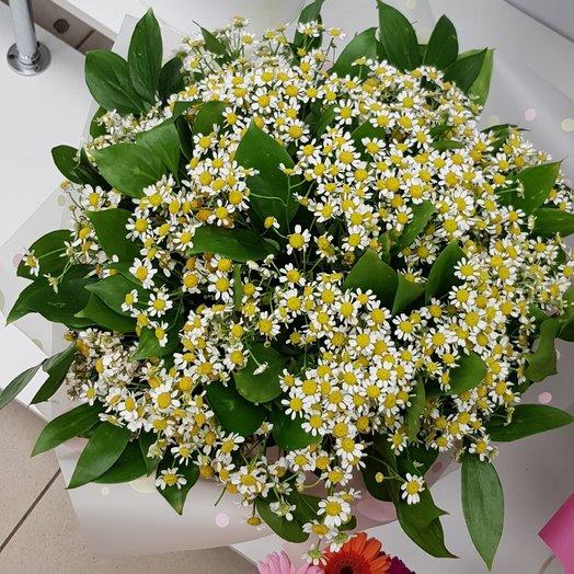 На лужке..: букеты цветов на заказ Flowwow