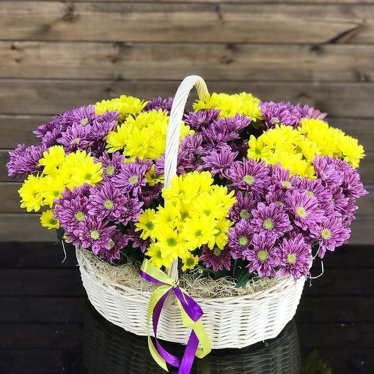 Цветочная композиция 8: букеты цветов на заказ Flowwow