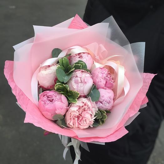 Любимые цветы: букеты цветов на заказ Flowwow
