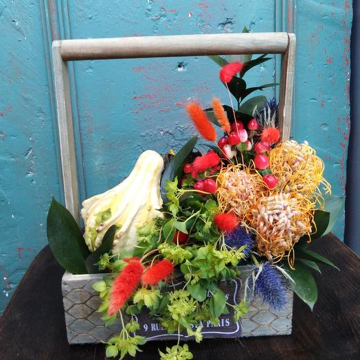 Уют и теплота: букеты цветов на заказ Flowwow