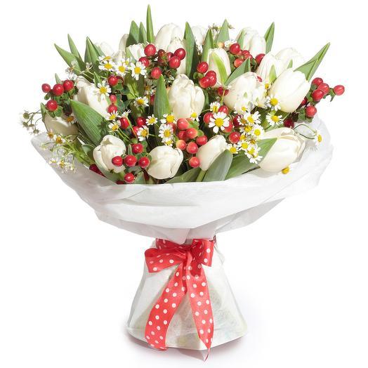 """Букет """"Песня Орфея"""": букеты цветов на заказ Flowwow"""