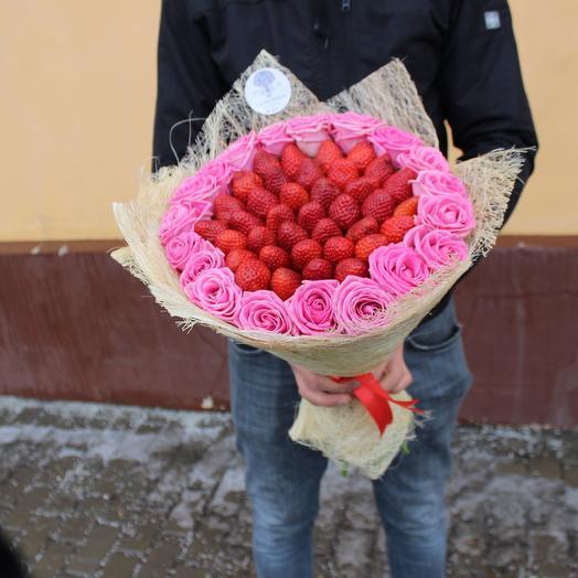 Сердца Пацана: букеты цветов на заказ Flowwow