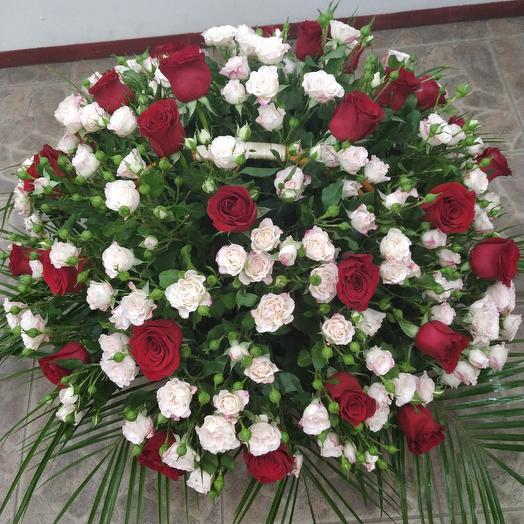 """""""Нежный ангел"""": букеты цветов на заказ Flowwow"""