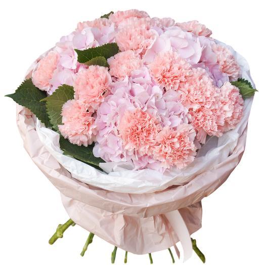 Воздушное настроение: букеты цветов на заказ Flowwow