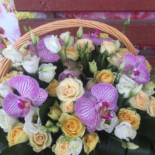 Роскошь): букеты цветов на заказ Flowwow