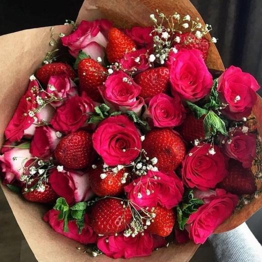 """Букет """"Bride"""": букеты цветов на заказ Flowwow"""