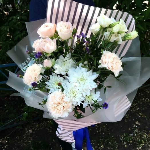 Букет радости: букеты цветов на заказ Flowwow