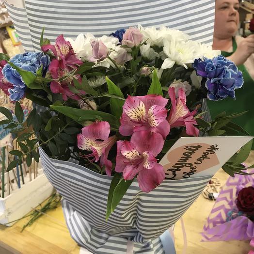Слушай своё сердце: букеты цветов на заказ Flowwow