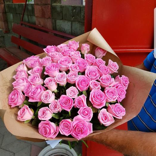 Букет 64: букеты цветов на заказ Flowwow