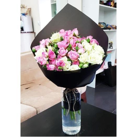 "Букет ""Стиль"": букеты цветов на заказ Flowwow"