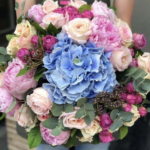 Моя Вселенная: букеты цветов на заказ Flowwow