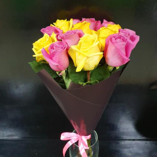 Букет 207: букеты цветов на заказ Flowwow