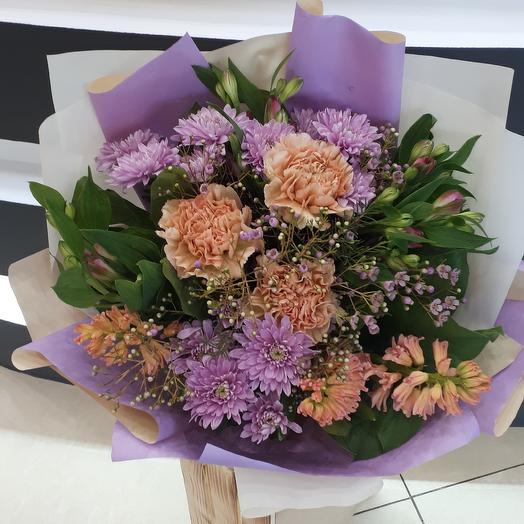 Трепет: букеты цветов на заказ Flowwow