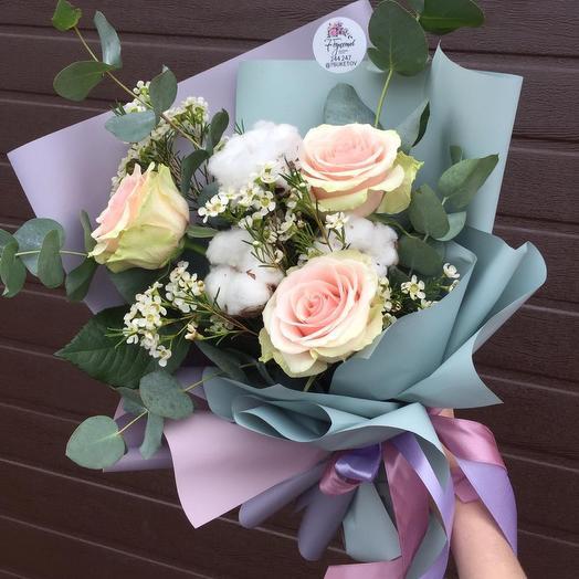 Чувственный: букеты цветов на заказ Flowwow