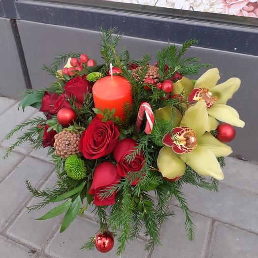 Christmas: flowers to order Flowwow