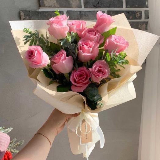 Нелли: букеты цветов на заказ Flowwow