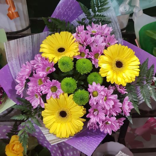Ванильное настроение: букеты цветов на заказ Flowwow