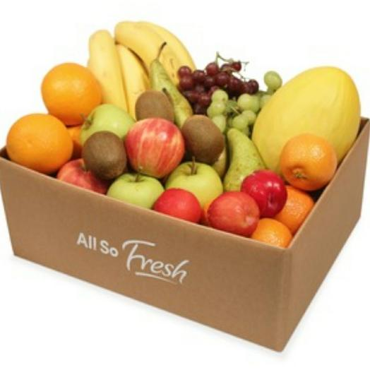 Коробка фруктов 8 кг