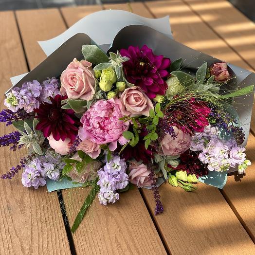Крымские поля: букеты цветов на заказ Flowwow