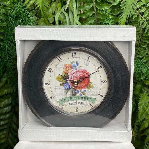 Часы настенные «Rose garden