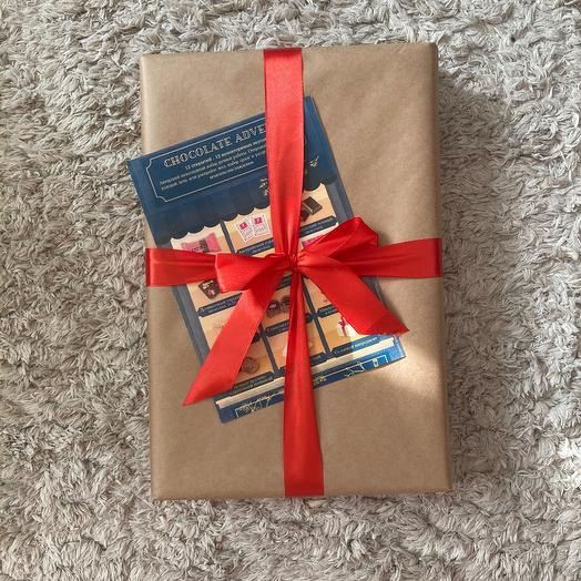 Подарочный набор Chocolate advent