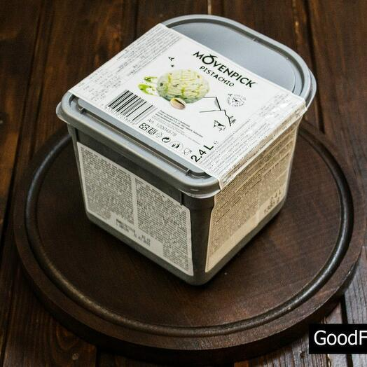 Мороженое Фисташковое Movenpick 2.4 л