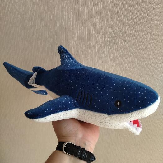 Акула 36см