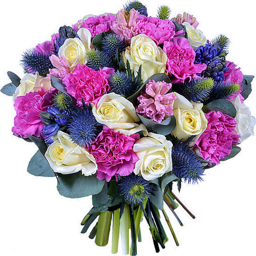 Ароматный (Букет 244): букеты цветов на заказ Flowwow