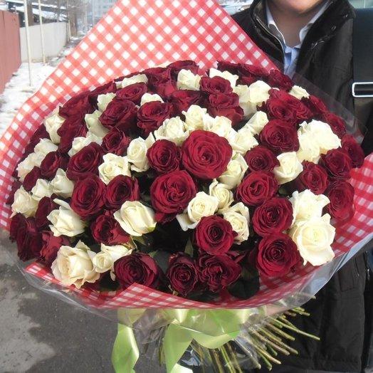 Счатье: букеты цветов на заказ Flowwow