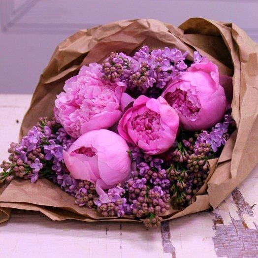Букет Аромат весны: букеты цветов на заказ Flowwow