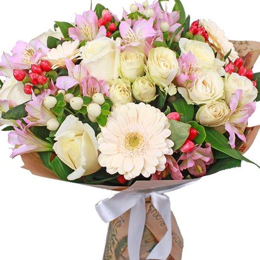 Заказать цветы онлайн алматы