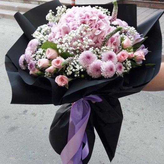 Мечта поэта: букеты цветов на заказ Flowwow