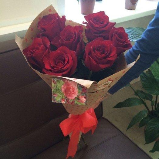 Букет Семейное счастье: букеты цветов на заказ Flowwow