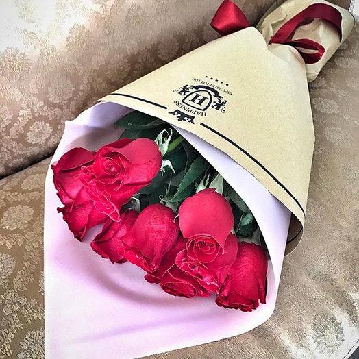 Классика жанра: букеты цветов на заказ Flowwow
