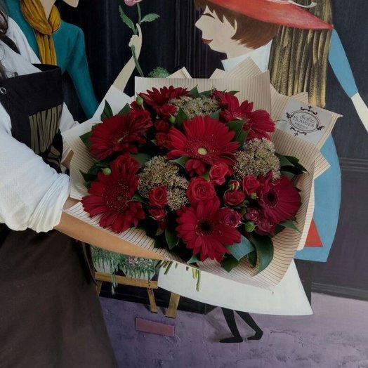 Miss elegance: букеты цветов на заказ Flowwow