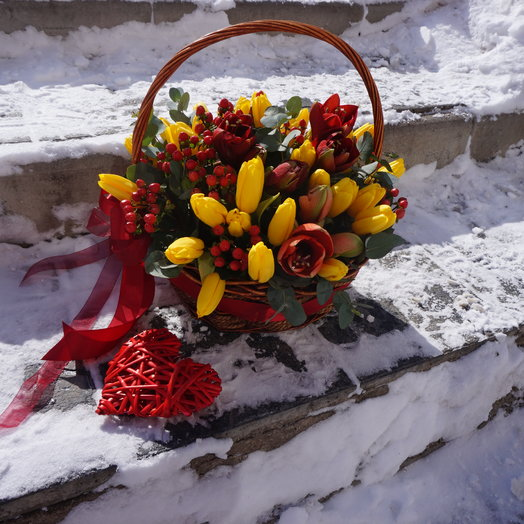Капель: букеты цветов на заказ Flowwow