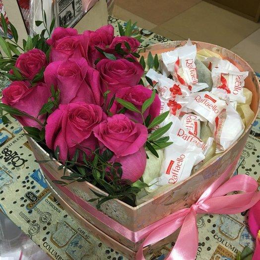 Непревзойденной: букеты цветов на заказ Flowwow