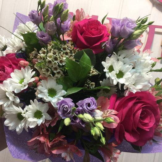 Лель: букеты цветов на заказ Flowwow