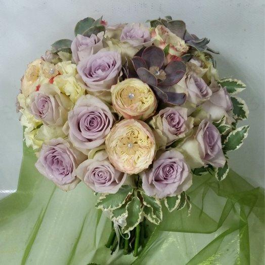 Миа: букеты цветов на заказ Flowwow