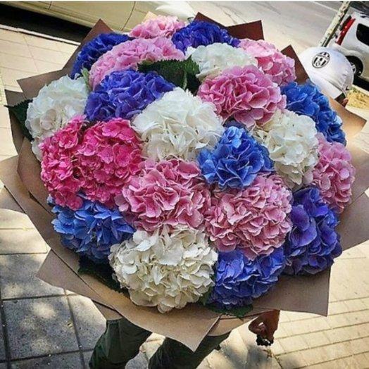 Красота Англии: букеты цветов на заказ Flowwow
