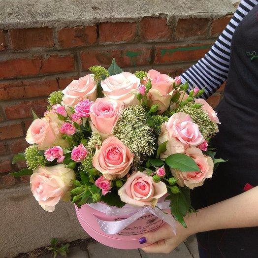 Крылья любви: букеты цветов на заказ Flowwow