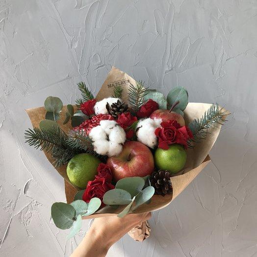Осенний букет: букеты цветов на заказ Flowwow