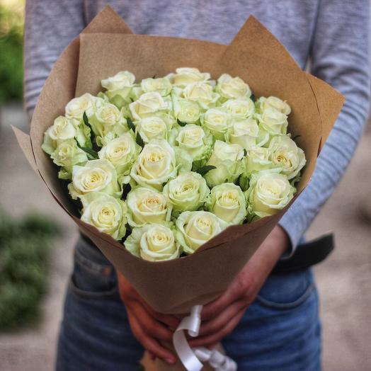 White mood⚡️: букеты цветов на заказ Flowwow