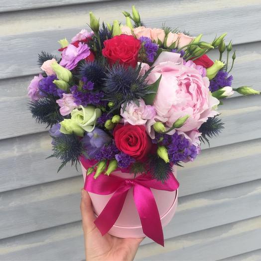 Важнее всего: букеты цветов на заказ Flowwow